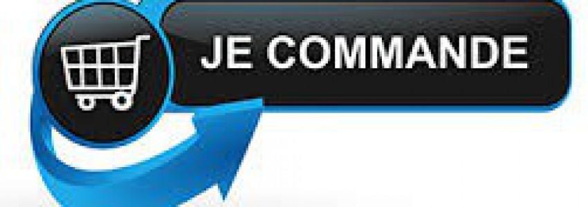 Commandez en ligne