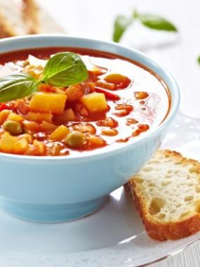 minestrone italien