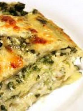 lasagne au pesto