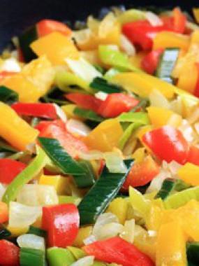 Poêlé de légumes