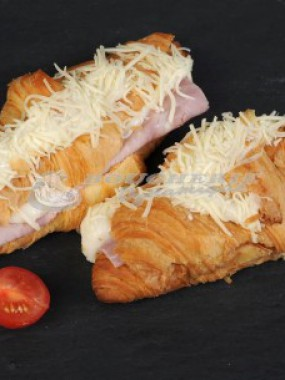 Croissant Jambon/ fromage