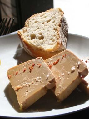 Foie gras de canard nature