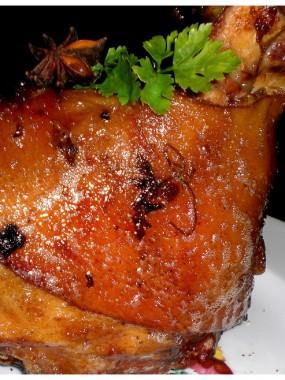 Jarret de Porc Grillé