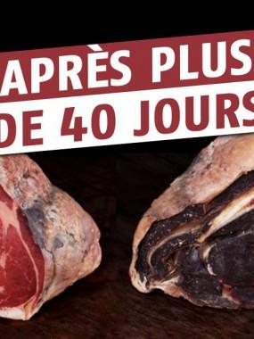 Côte de Boeuf 40  jours et +